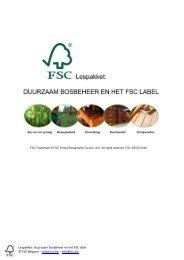 Klik hier voor het algemeen FSC lespakket