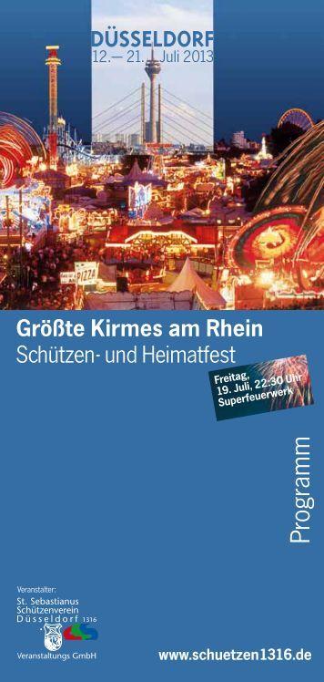 Hier können Sie das brandneue Kirmes-Programmheft downloaden!