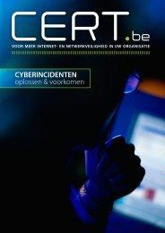 brochure - CERT.be