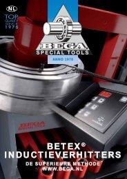 BETEX® INDUCTIEVERHITTERS - Bega Special Tools