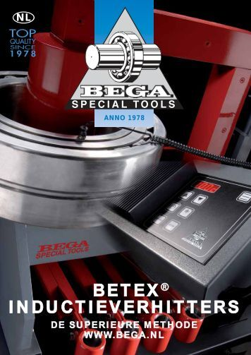 BETEX® INDUCTIEVERHITTERS - Bega Special Tools