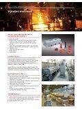 Slévárna |kovosvit mas, a.s. výroba odlitků ze šedé a tvárné litiny - Page 4