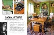 Article for swedish magazine Gods & Gårdar about ... - john werich