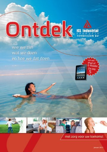 januari 2013 [5.44 MB] - ICL-IP Terneuzen NL