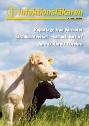 Antraxutbrott i Örebro - Infektion.net