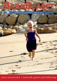 kulturella aspekter på föräldraskap - Välkommen till Barnbladet