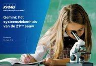Klik hier voor het KPMG-eindrapport. - Noordhollands Dagblad