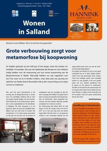 Wonen in Salland - Hannink van Bladeren & List