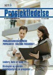 Last ned pdf her... (2,1 Mb) - Norsk senter for prosjektledelse - NTNU