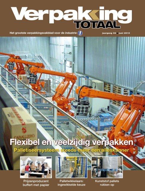 Verpakking Totaal juni 2010