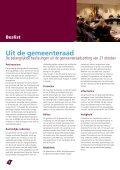 PWA Concert Mahler Basketstage - Gemeente Zwijndrecht - Page 4
