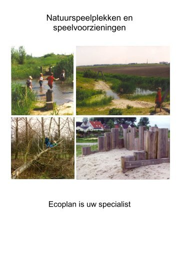 Spelen - Ecoplan