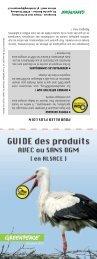 guide-produits-ogm-alsace - La Feuille de Chou