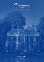 Hienfeld Renaissance Verzekering - Algemene voorwaarden