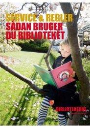 service & regler sådan bruger du biblioteket - Guldborgsund ...