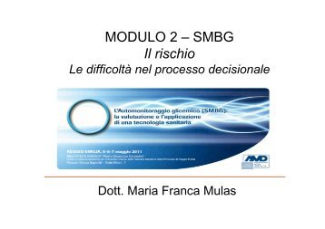 MODULO 2_MF Mulas - Infodiabetes.it