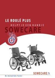 LE ROULÉ PLUS - eengoedhulpmiddel.nl