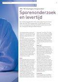 Artikel in Opportuun: Sporenonderzoek en levertijd (maart 2010) - Page 2