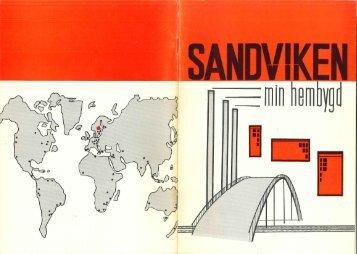 Sandviken - Min hembygd, 1969