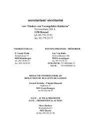 secretariaat/ sécrétariat - Ovk