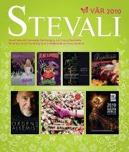 VÅR 2010 - Stevali sales