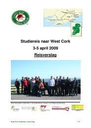 Studiereis naar West Cork 3-5 april 2009 Reisverslag - Meetjesland.be