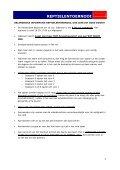 Van de voorzitter - MHC Amstelveen - Page 5