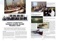 Seminar med Dr. Gerald Bassleer i Oslo