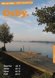 Öppet hus sid 8 Jubilar sid 12 Ingvar sid 16 ... - 100% lokaltidning
