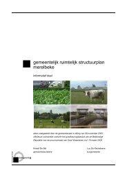informatief deel.pdf - Gemeente Merelbeke