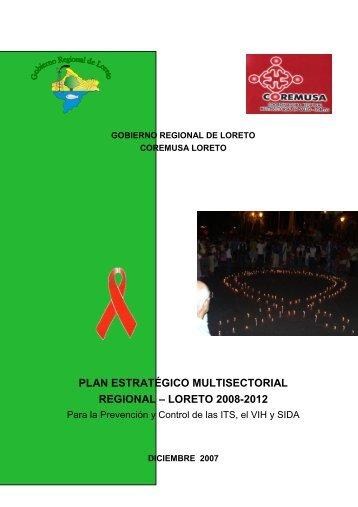 Plan estratégico Regional Multisectorial para la ... - Inppares