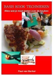 Kook technieken - Basic Chef