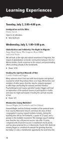 HERE - Mennonite Convention 2013 - Mennonite Church USA - Page 2