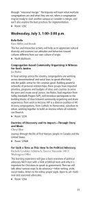 HERE - Mennonite Convention 2013 - Mennonite Church USA - Page 3