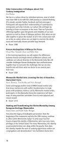 HERE - Mennonite Convention 2013 - Mennonite Church USA - Page 4