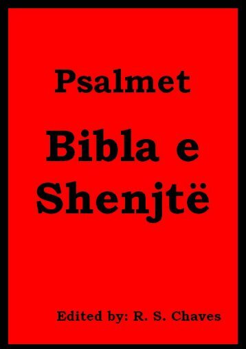 The Book of Psalms in albanian language.pdf