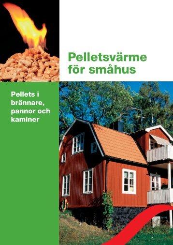 Pelletsvärme för småhus - Rundbergs Bil & Service