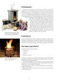 Pelletsvärme för småhus - Rundbergs Bil & Service - Page 4