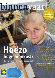 Hoezo - Promotie Binnenvaart Vlaanderen