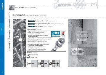 Catalogue FIXER.indd - Techniques de fixation et d'assemblage