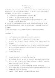 Politiska idologier ht11 8-9b