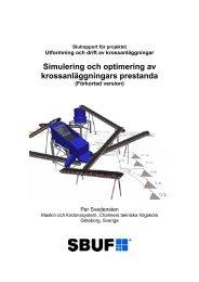 Svensk slutrapport 11118.pdf - SBUF