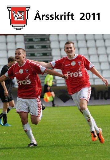 Årsskrift 2011 - Vejle Boldklub