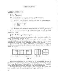 Hoofdstuk VIII: Goederenmaterieel - Uit de archieven van Nico Spilt