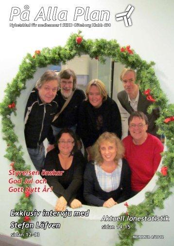 Nr 4 2012 - SEKO Posten Produktion GPT