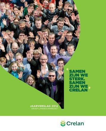 JAARvERSLAg - Crelan
