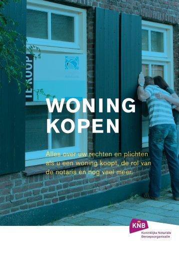 Woning kopen.pdf - Notariskantoor Drunen