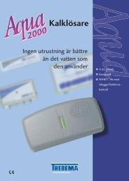 Aqua 2000 - Trebema