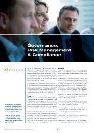 Governance, Risk Management & Compliance - Basico