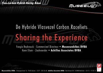 Museeuwbikes - Belgian Design Forum